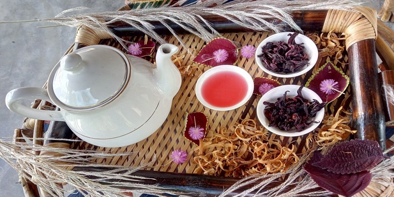 The Wholesome Hibiscus Tea: 7 Benefits & The Conditions It Cures Naturally