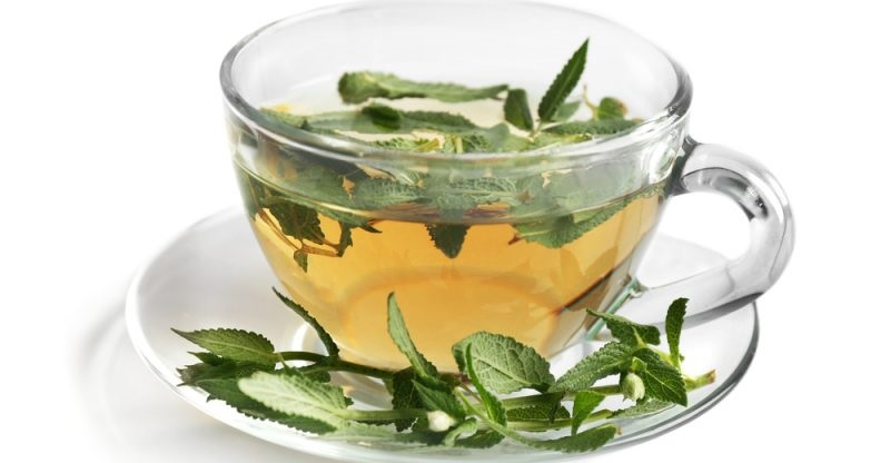 Sage Tea for managing diabetes